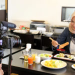 "We were featured in the Indonesian TV program, ""Halal Travel""!"