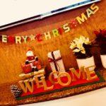 クリスマス装飾を実施中です!