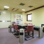 館内喫煙スペース改装工事実施のお知らせ